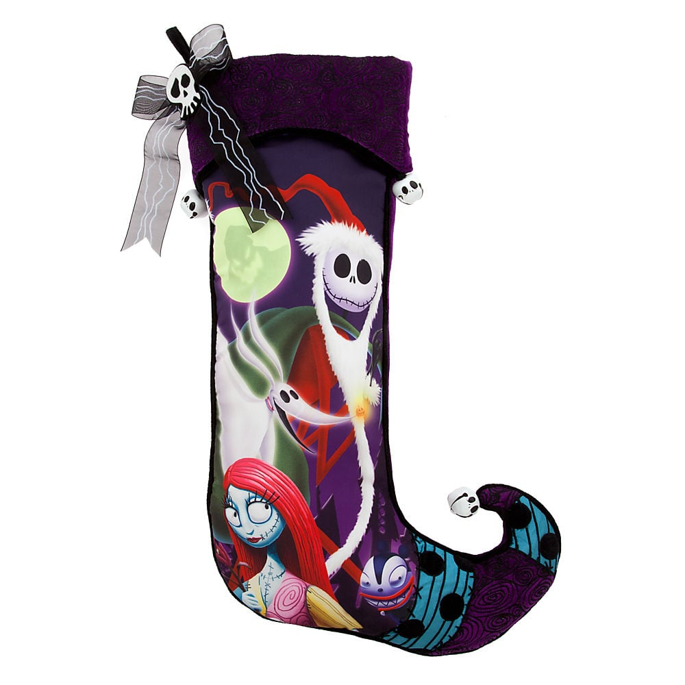 The Nightmare Before Christmas Holiday Stocking | Disney Christmas ...