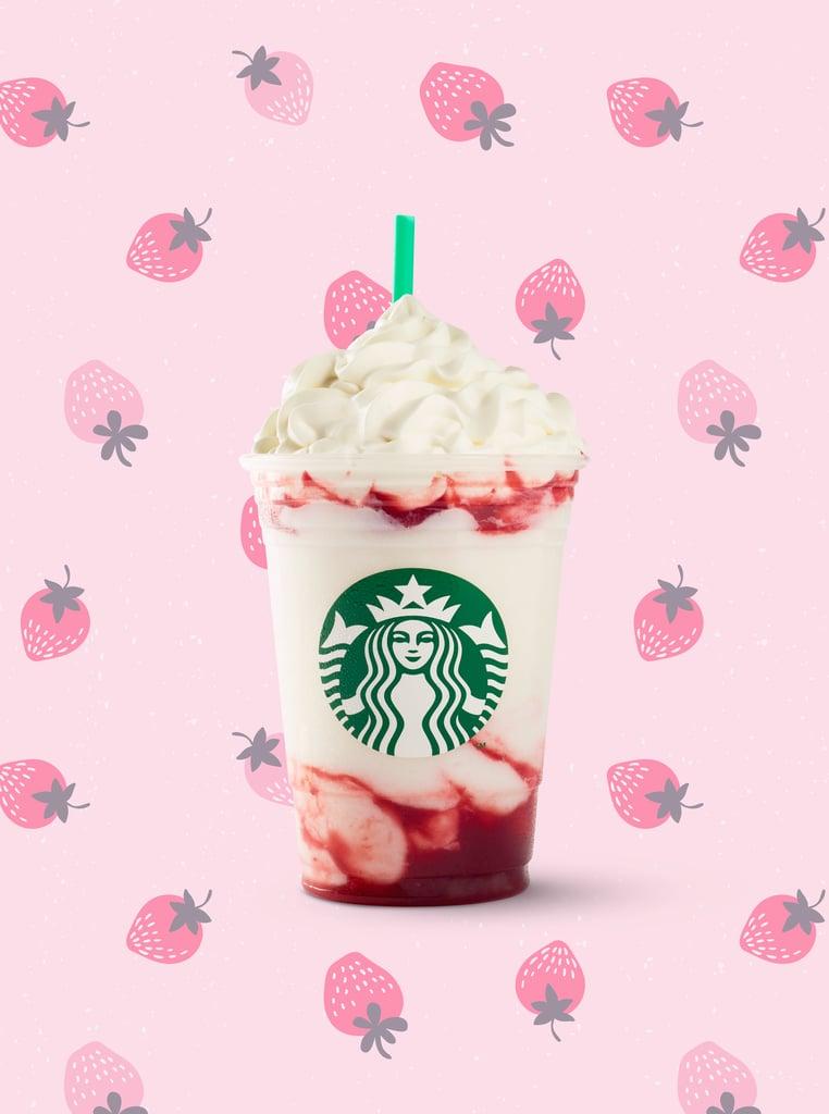starbucks serious strawberry frappuccino popsugar food photo 2