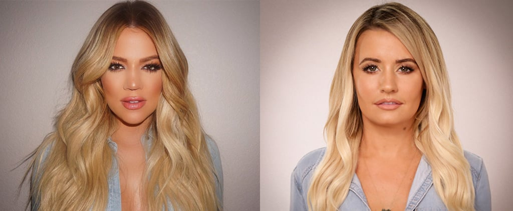 Watch a Woman Get Transformed Into a Kardashian in 3 Minutes