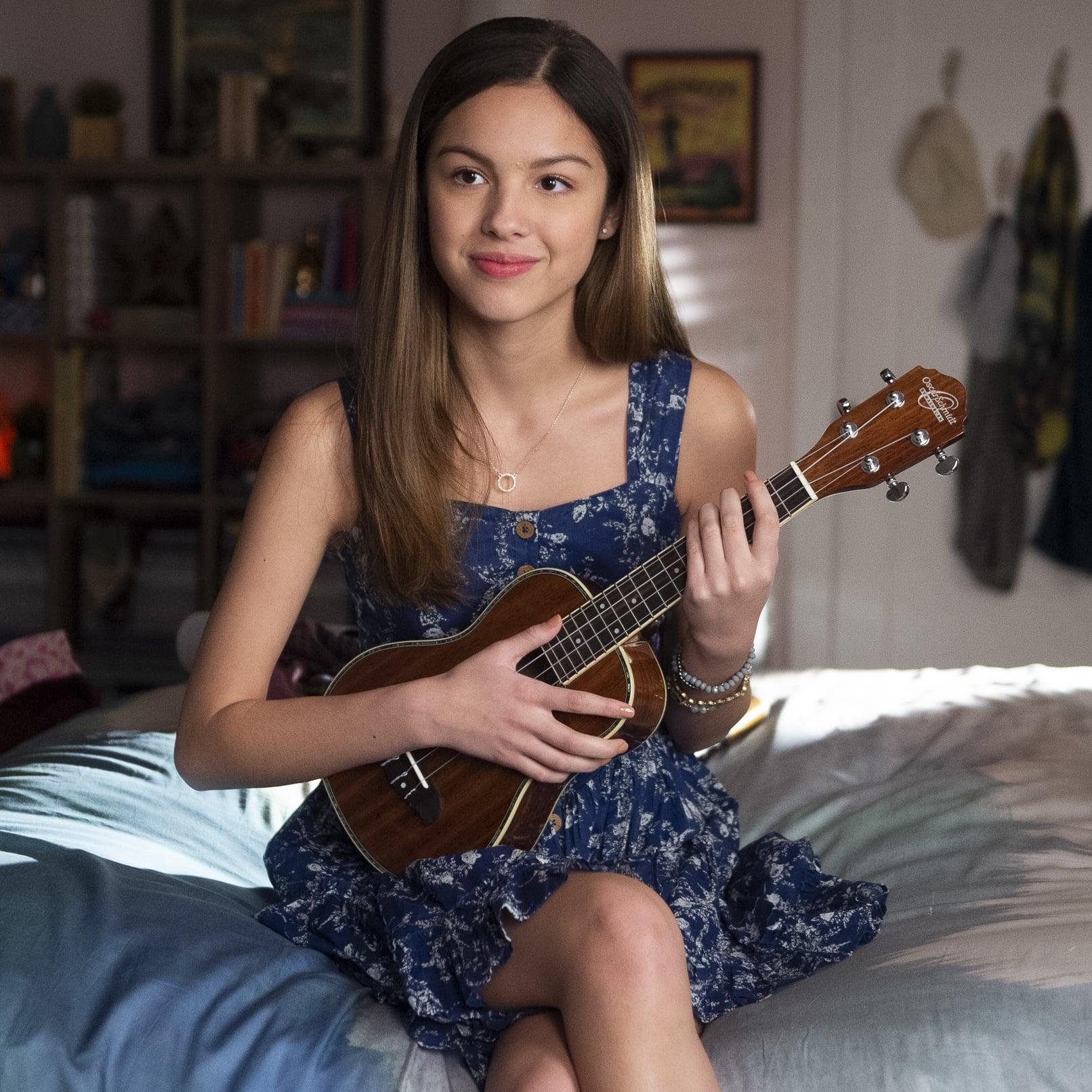 Watch Olivia Rodrigo Singing Videos Popsugar Entertainment