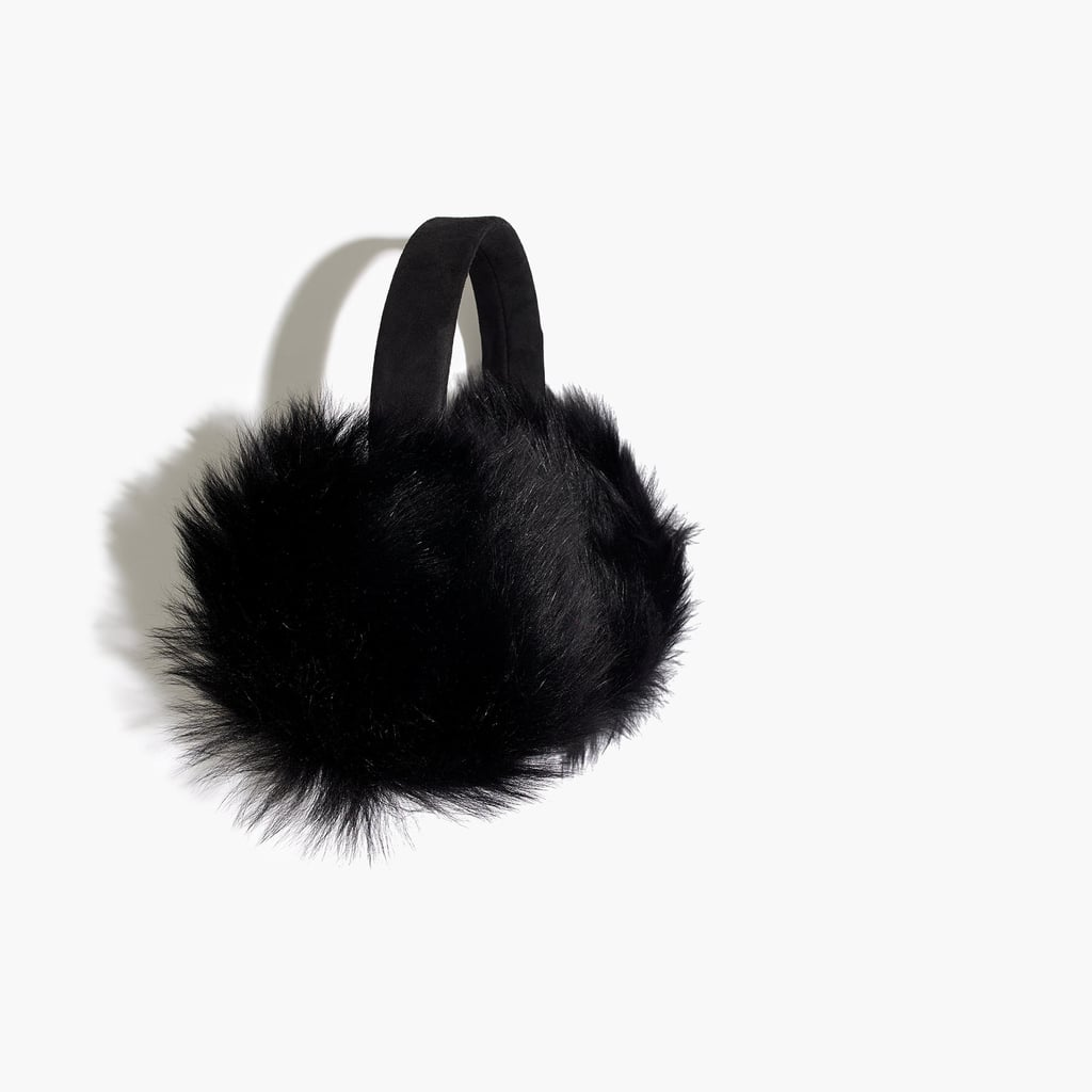 """""""It's about time I bought myself a pair of ear muffs, instead of messing with my hair each time I pull on a beanie. This Winter, I'm investing in this Madewell x Owen Barry Toscana Shearling style ($99). They're luxe and soft as can be, and they match my furling coat."""" — SW"""