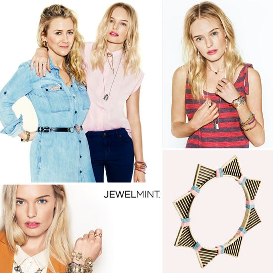 Must-Have Jewellery Pieces from Kate Bosworth and Cher Coulter's JewelMint Line