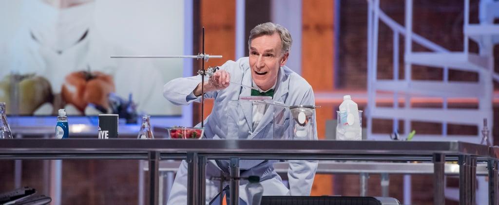 Bill Nye Interview