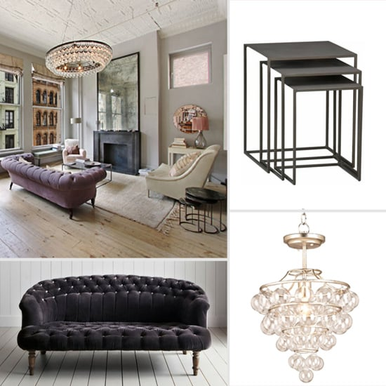 Modern Elegant Home Decor Inspiration Pieces Popsugar Home