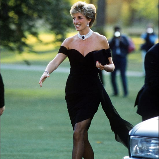 Princess Diana's Black Christina Stambolian Dress