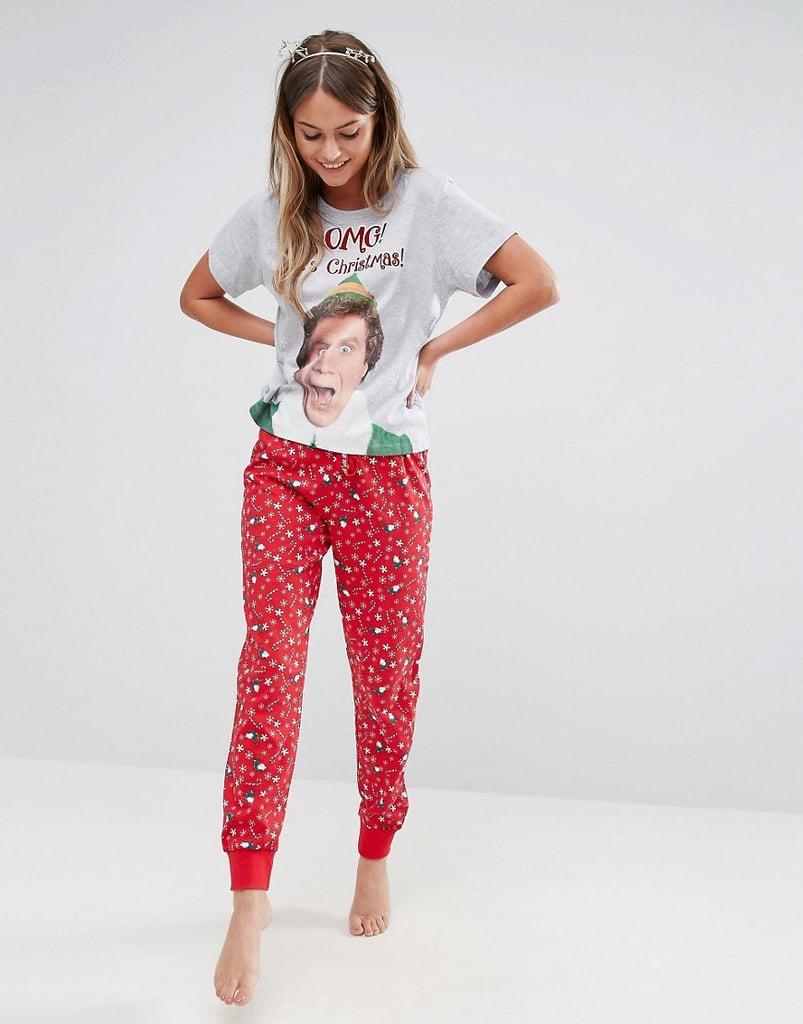 Nifty cheap christmas dresses for girls - Pajama Set