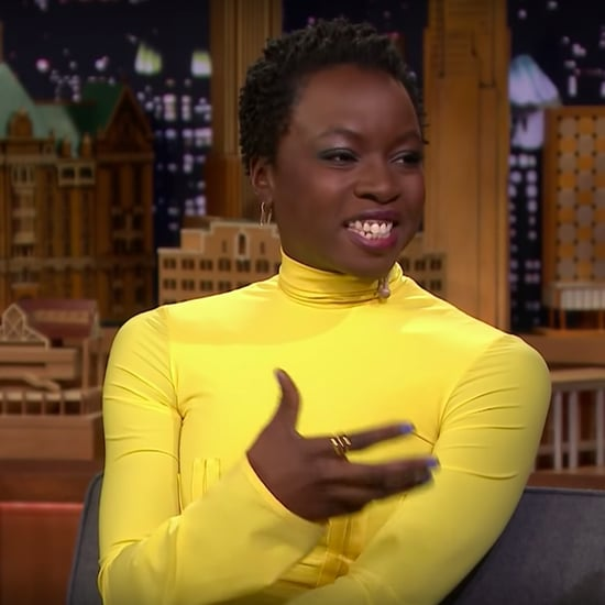Danai Gurira on Friendship With Sterling K. Brown Video