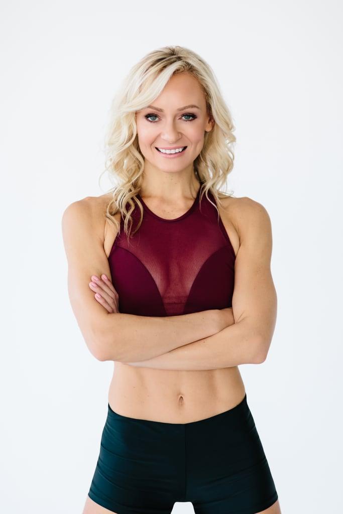 Simone De La Rue, Celebrity Trainer, Founder of Body by Simone