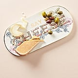 Anthropologie Say Cheese Board