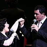 "Alex Borstein and Seth MacFarlane Perform ""Freakin' Sweet!"" in Los Angeles For a Benefit in 2008"