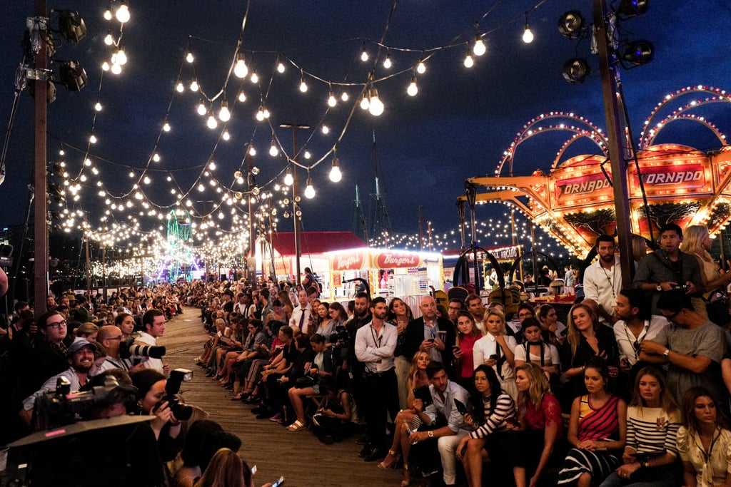 Tommy Hilfiger Turned Pier 16 Into a Carnival
