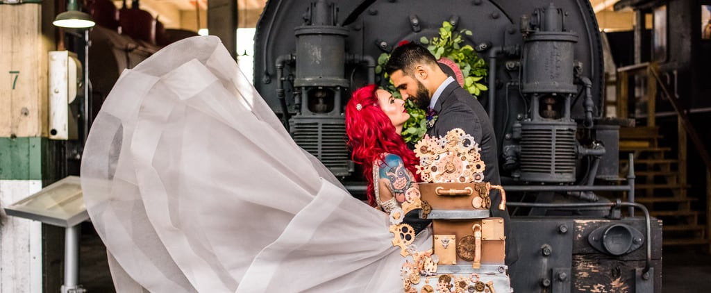 Steampunk-Themed Wedding Ideas
