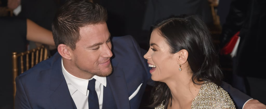 Channing Tatum Gushes About How Wife Jenna Supported Him Through Hard Times