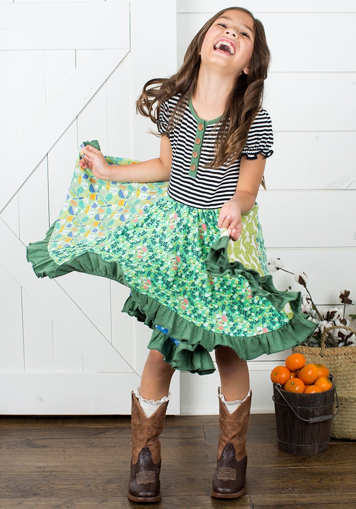 Farmland Frolic Dress