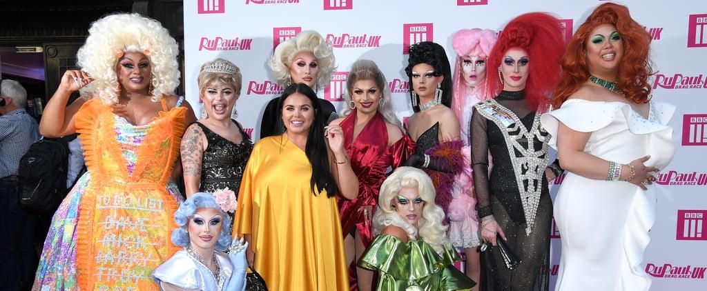 RuPaul's Drag Race UK Launch Party Photos