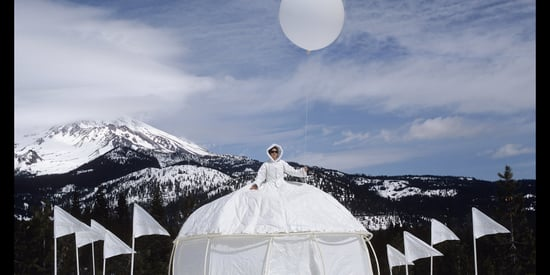 Radical 'Dress Tents' Imagine A World Where Women Carry Everything They Need
