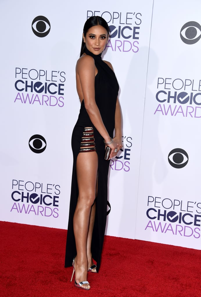 Pretty Little Liars Style At The People S Choice Awards