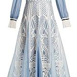 Temperley London Imperium Silk Dress