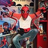 Marvel Spider-Man Homecoming Web Wing Set