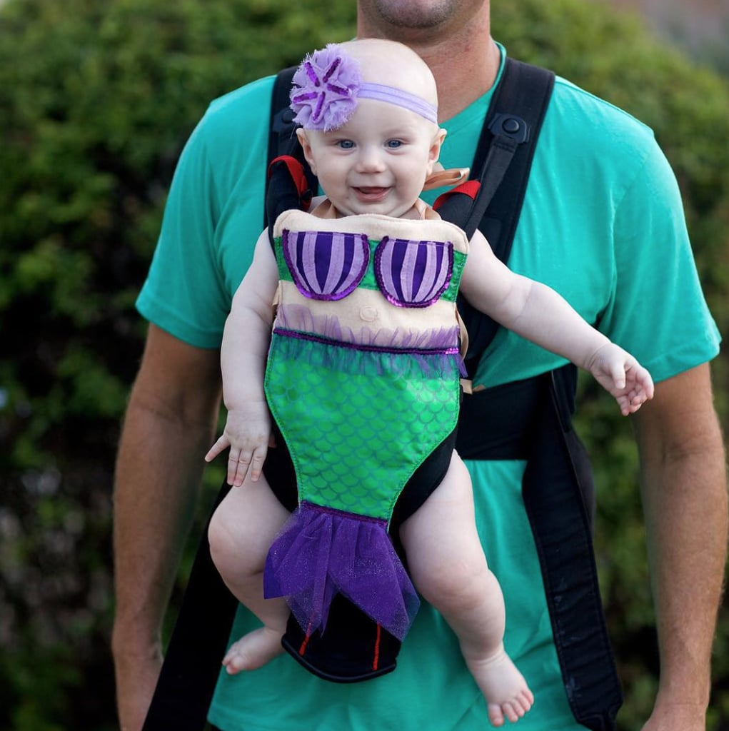 37 Adorable Halloween Costumes For Baby-Wearing Parents