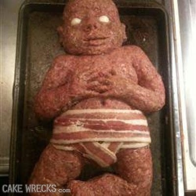 More Baby Shower Cakes That Go A Bit Too Far (PHOTOS) - Part 2