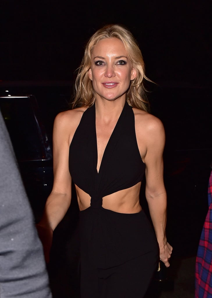 Kate Hudson and Nick Jonas Out in NYC October 2015