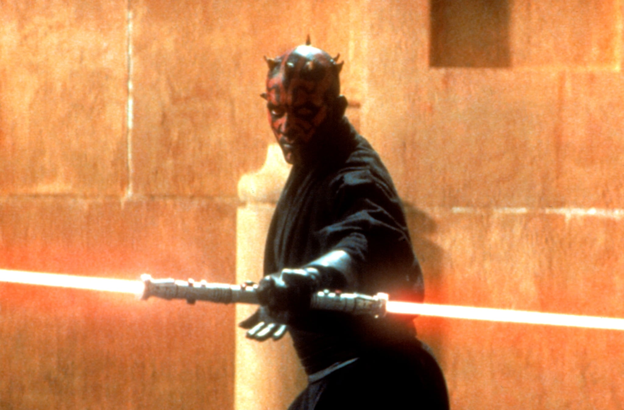 STAR WARS: EPISODE I - THE PHANTOM MENACE, Ray Park, 1999. TM and copyright Twentieth Century Fox Film Corporation. All rights reserved./Courtesy Everett Collection
