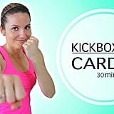 Rutina Cardio Kickboxing by Sientete Joven