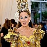 Sarah Jessica Parker's Met Gala Dress 2018