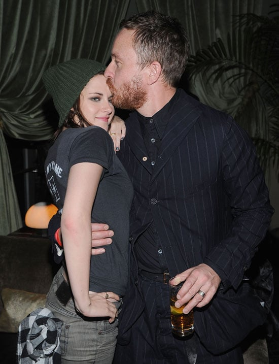 Kristen Stewart at Welcome to the Rileys After Party