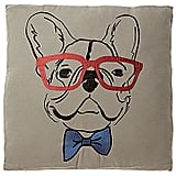 Loom & Mill French Bulldog Oversized Pillow ($30)