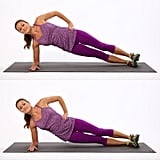 Side Plank Pulses (Hip Dips)