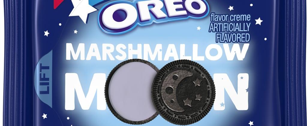 Marshmallow Moon Oreo Cookies