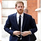 Prince Harry at Commonwealth Garden Party June 2019