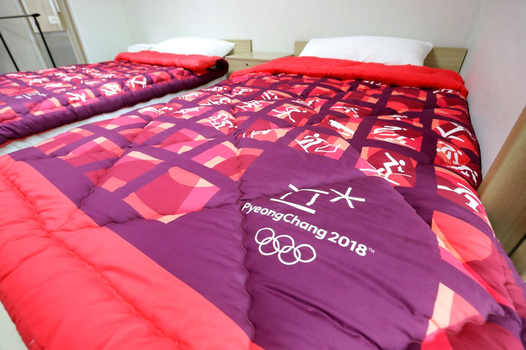 [PyeongChang 2018] PyeongChang puts finishing touches on ... |South Korea Pyeongchang Olympic Village