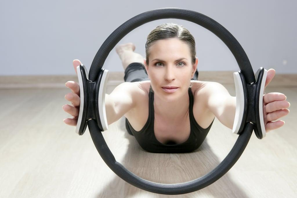 Pilates Butt Workout With Magic Circle