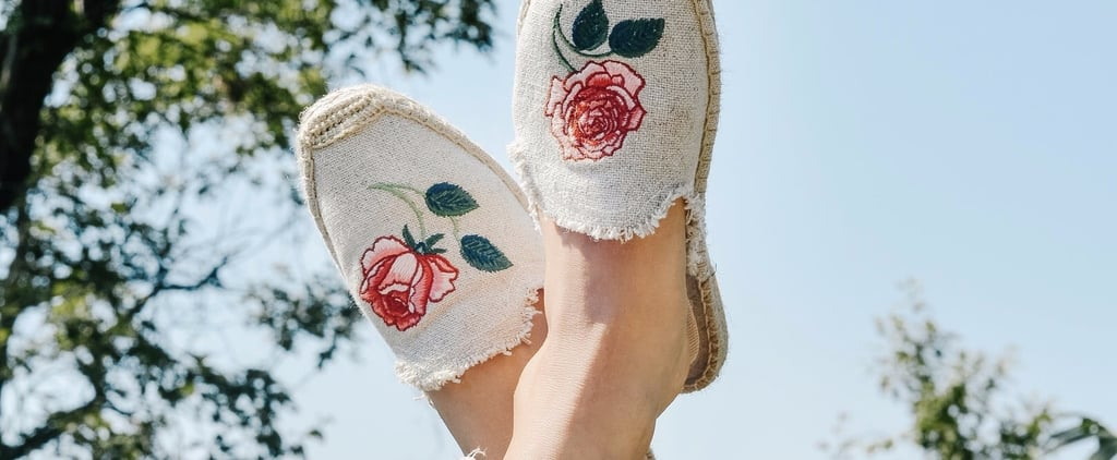 14 Reasons Espadrille Slides Are the Ultimate Summer Shoe