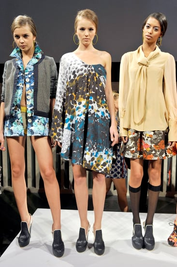 Spring 2011 New York Fashion Week: Chris Benz