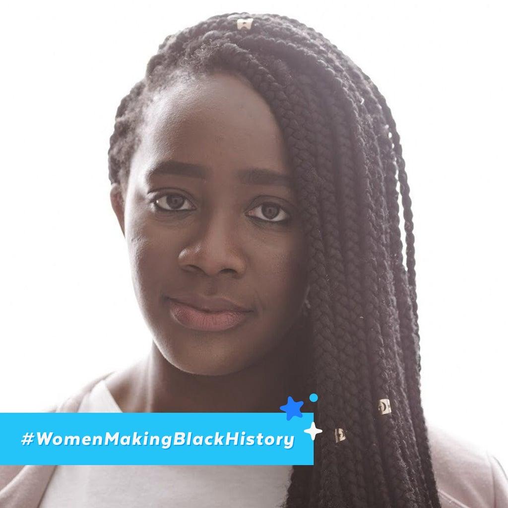 TONL Cofounder Karen Okonkwo POPSUGAR Interview Feb. 2018