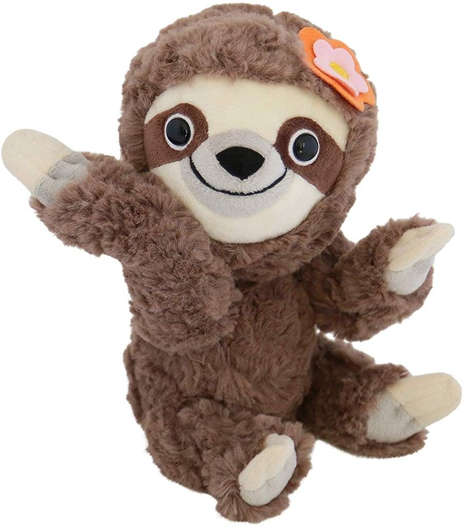 Animoodles Magnetic Hazel Sloth Stuffed Animal Plush