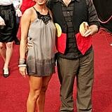 2007: Sally Cooper and Xavier Rudd