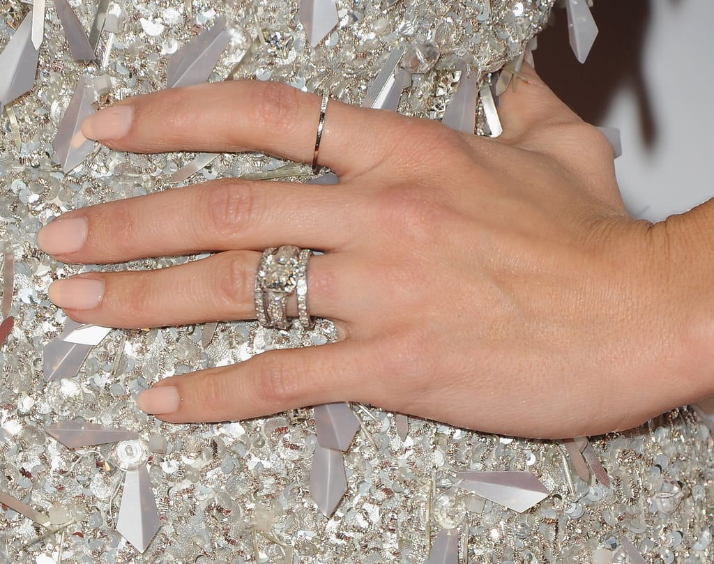 Jenna Dewan Engagement Ring From Channing Tatum | POPSUGAR Fashion