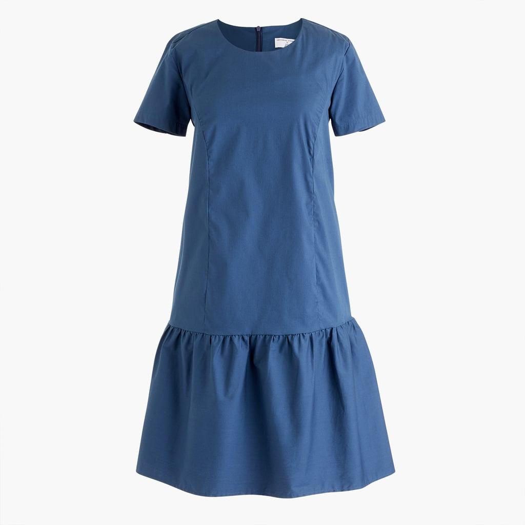 Universal Standard x J.Crew Drop-waist Dress