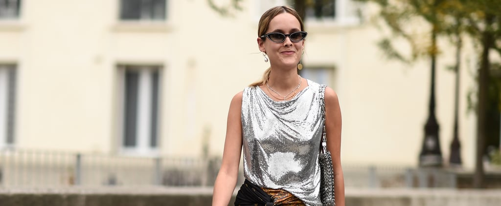 How to Wear Your Sparkly New Year's Eve Look Again
