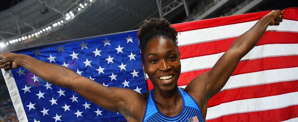 Tianna Bartoletta on Being a Black Olympic Medalist