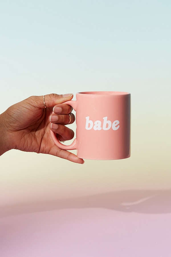 Babe Mug ($10)