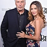 Pictured: Alec and Hilaria Baldwin