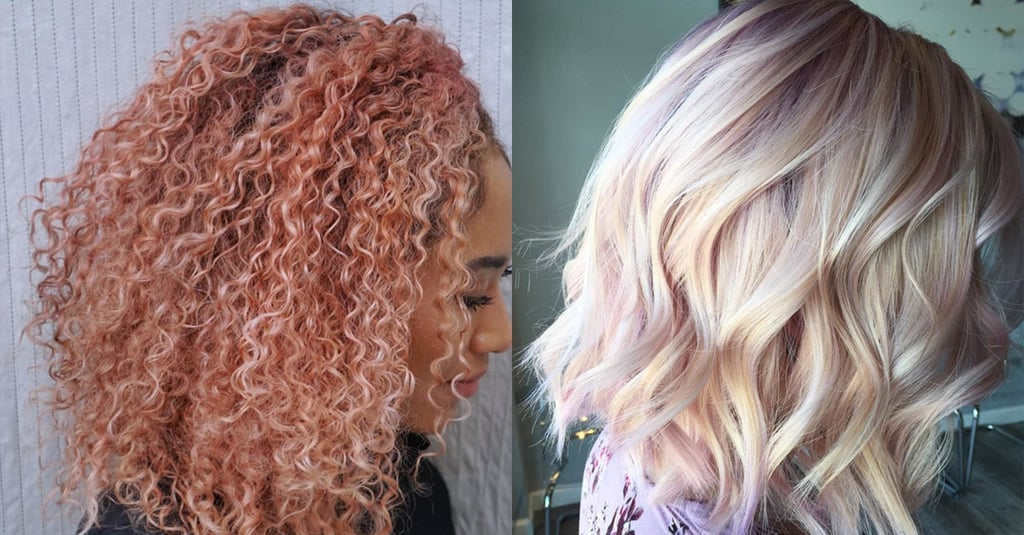 How to Get Champagne Hair Colour