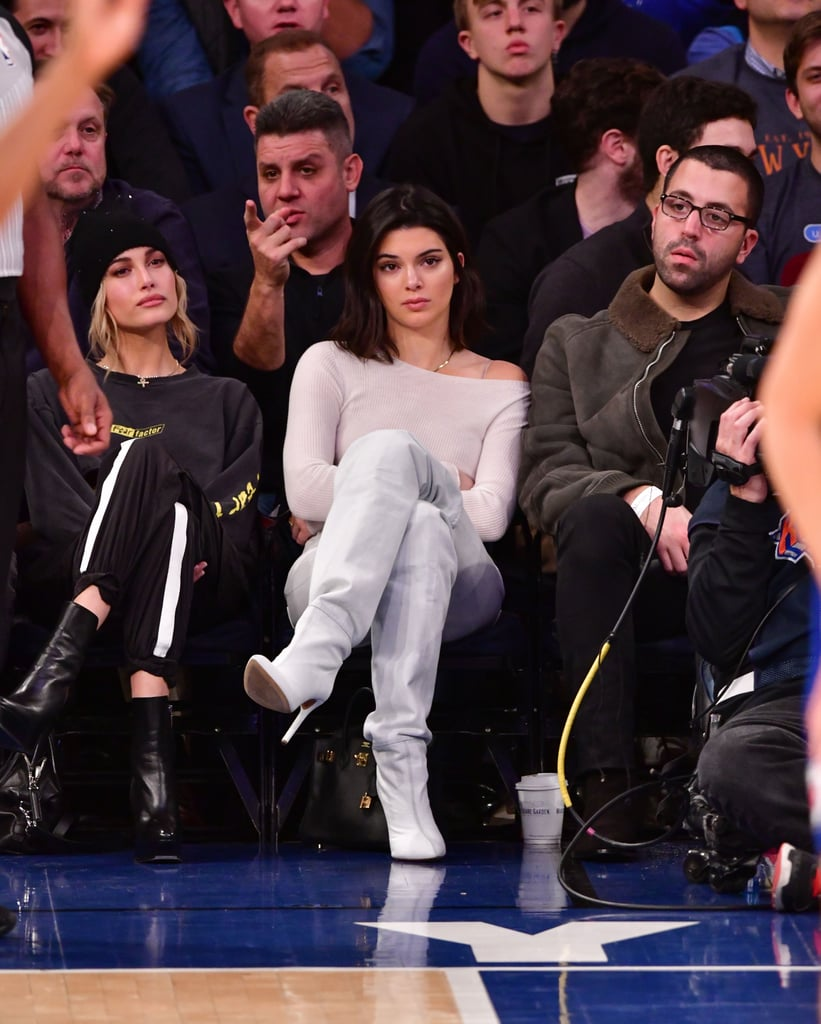 Kendall Jenner's Boots Are So High, We Don't Know Where They End and Her Jeans Begin