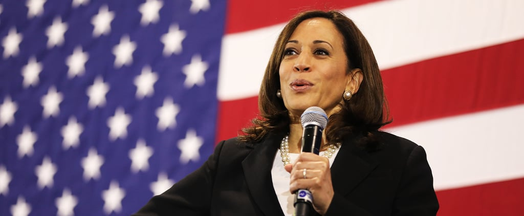 11-Year-Old Dressed Up as Kamala Harris | Video